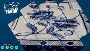 صادرات پتو دونفره زنبق لاله مهرگان
